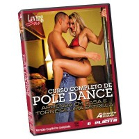 DVD Loving Sex - Curso Completo de Pole Dance