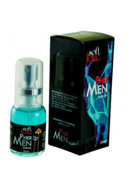 PERFUME MASCULINO PHER MEN 20ML